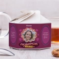 Чайный набор Для самой красивой мамы с фото