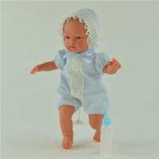 Игровая кукла ASI Гугу в голубом костюме (36 см)