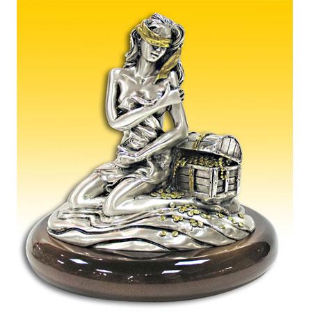 Статуэтка «Богиня удачи»