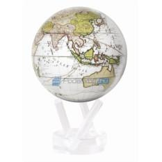 Глобус мобиле Terra Incognitta, белый d 12 см