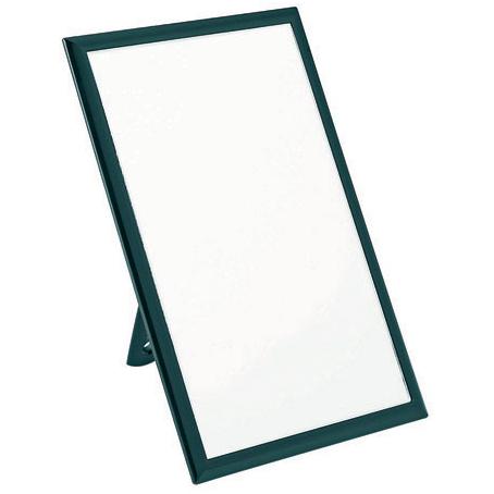 Зеркало прямоугольное с подставкой