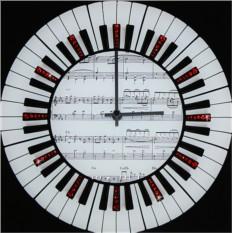 Часы с кристаллами Swarovski Мелодия