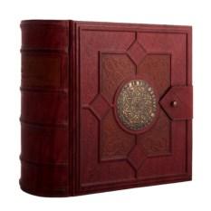 Книга-бар из натуральной кожи «Фолиант»