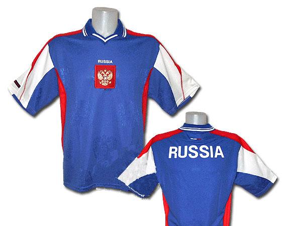 Майка «Сборной России» Relan Zero синяя