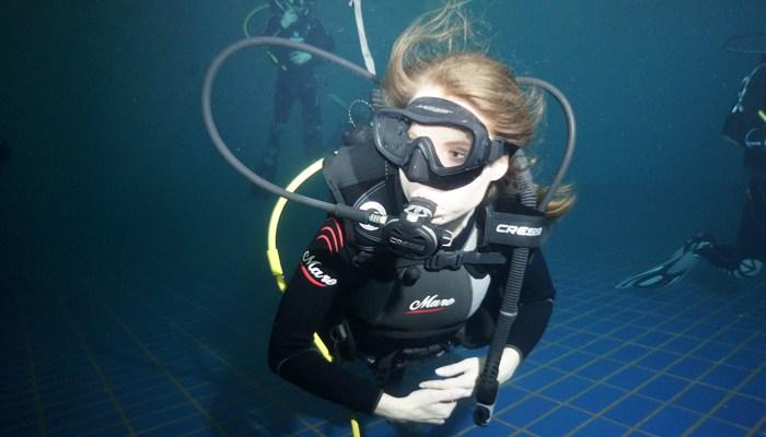 Сертификат на Курс Open Water Diver PADI в Lets-Dive