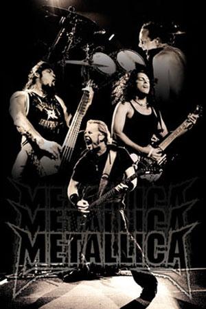 Постер: Metallica