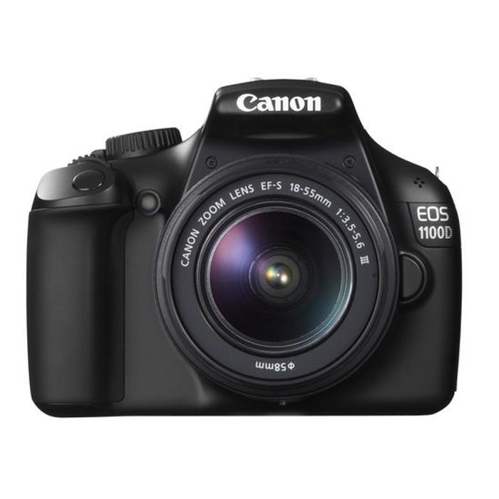 Фотоаппарат Canon EOS 1100D Kit 18-55 III