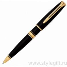 Шариковая ручка Waterman Charleston Black/GT