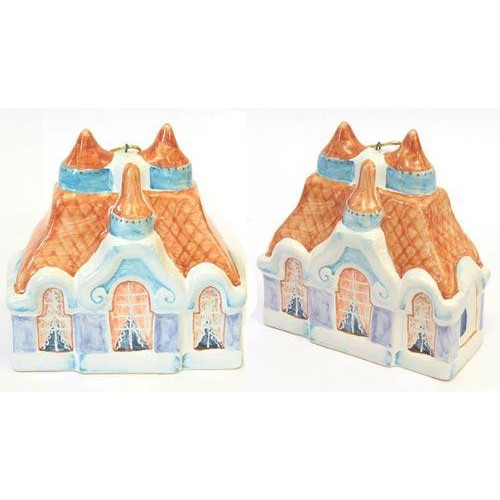 Ёлочная игрушка Дворец № 2