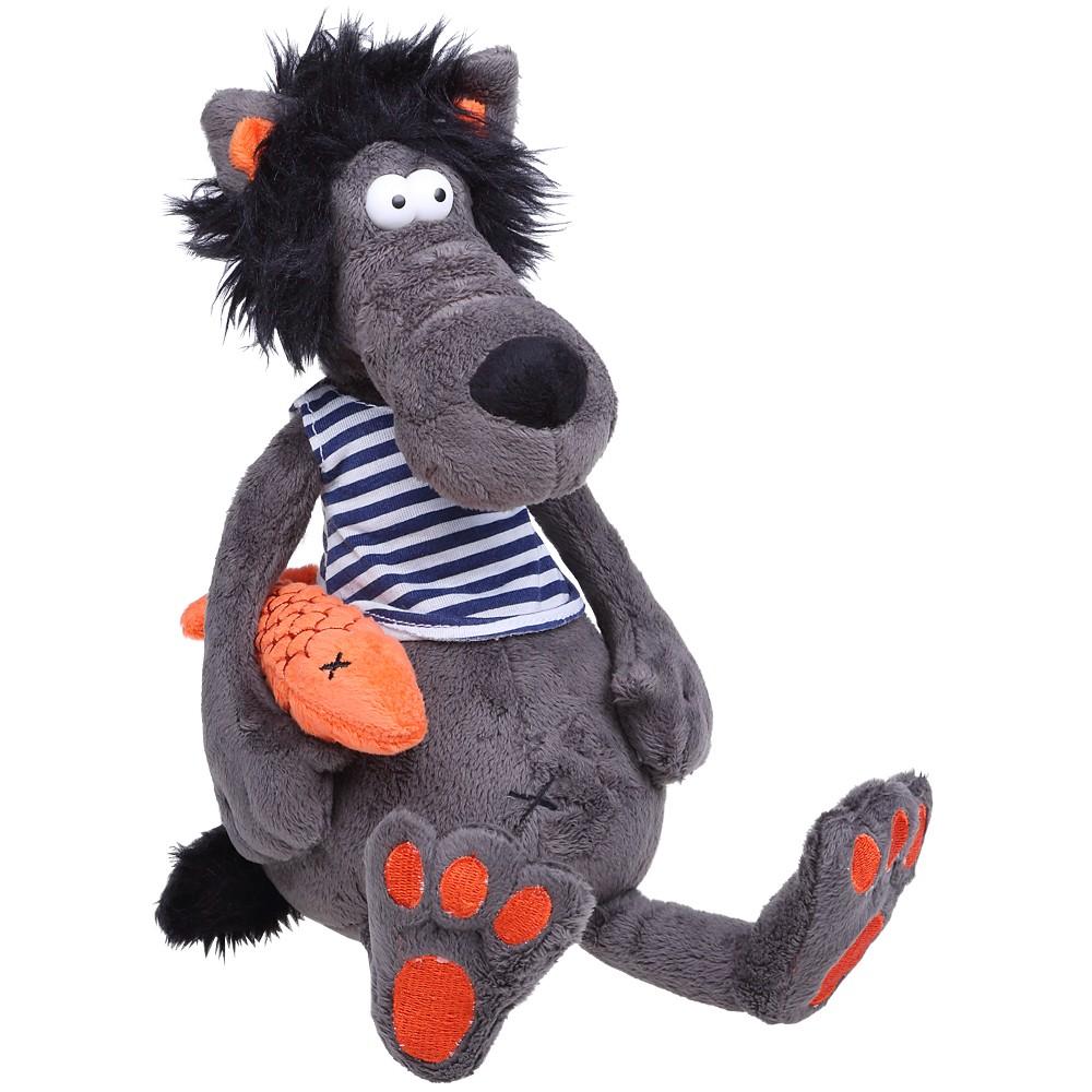 Мягкая игрушка «Волк и Vobla»