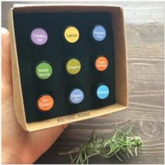 Арома-коробка «Семейный доктор» (9 флаконов по 1 мл)