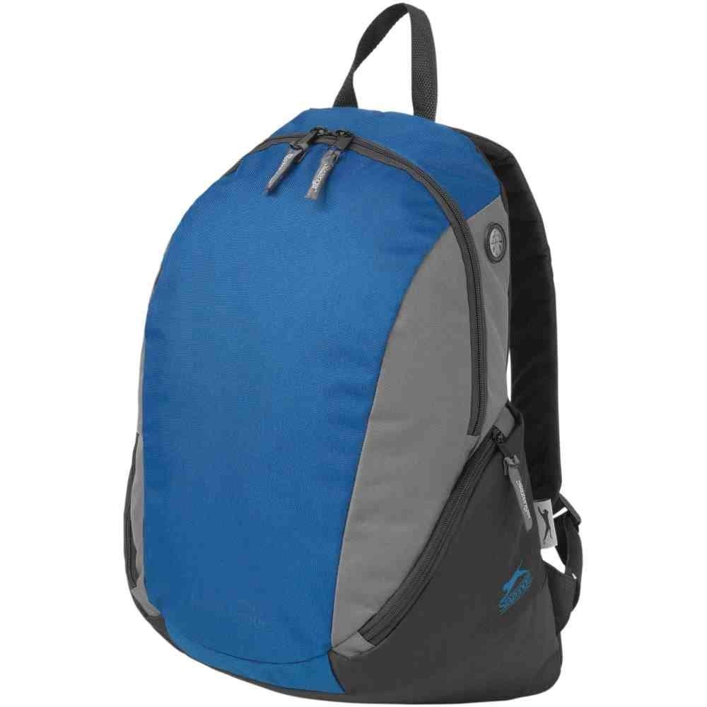 Спортивный синий рюкзак Slazenger