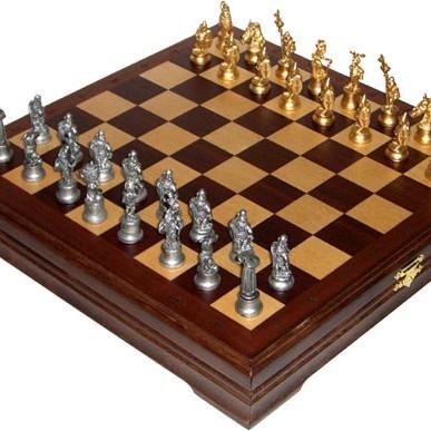 Шахматы Галлы и Римляне