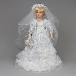 Коллекционная кукла «Невеста»
