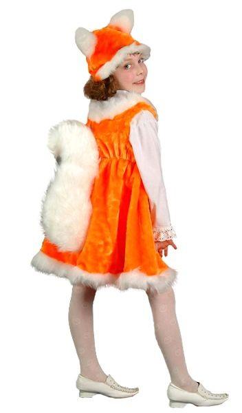 Карнавальный костюм Белочка, 3-7 лет