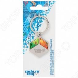 Брелок Sochi 2014 «Кубик»