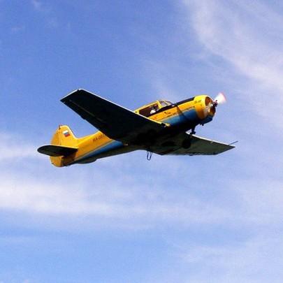 Обзорный полет на ЯК-18Т (20 минут полета)