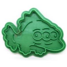 Форма для печенья Blinky Трехглазая рыба