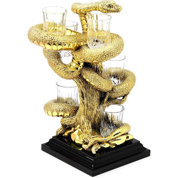 Набор для водки Змея 2013
