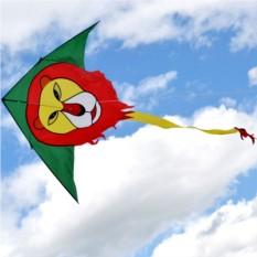 Простой воздушный змей «Лев»