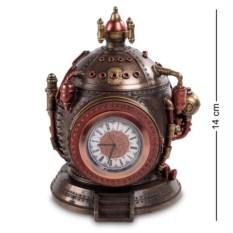 Шкатулка с часами в стиле Стимпанк Машина времени
