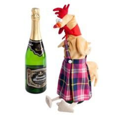Чехол на шампанское Петух