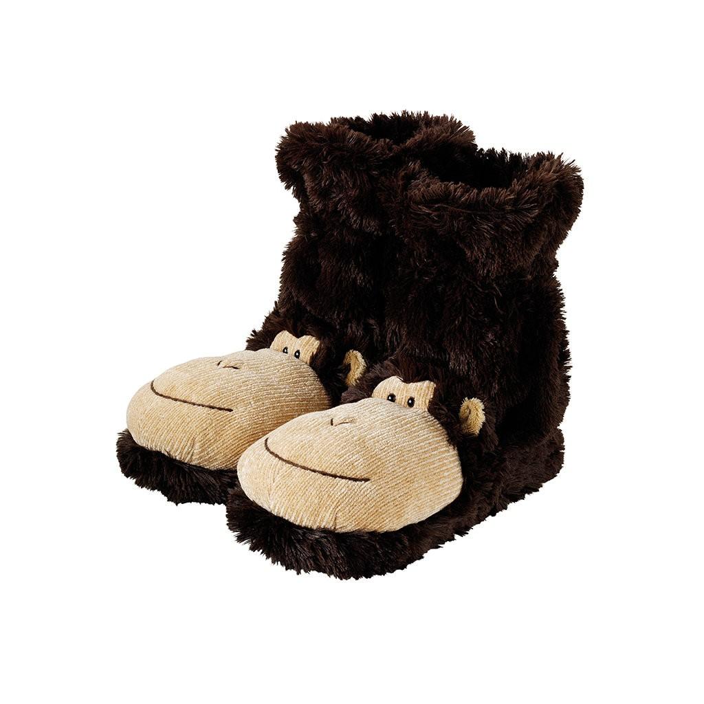 Носочки-тапочки Мартышки