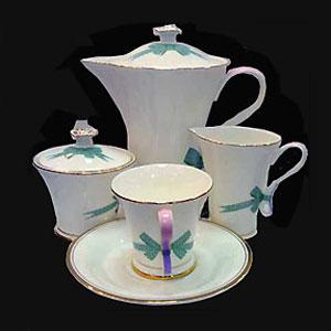 Сервиз чайный «Бантик»