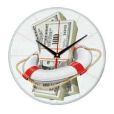 Настенные часы Антикризисные
