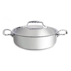 Сковорода с крышкой De Buyer Affinity 24 см
