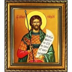 Икона на холсте Гордий (Гордей) Каппадокийский мученик