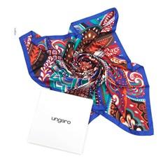 Яркий разноцветный женский платок Ungaro