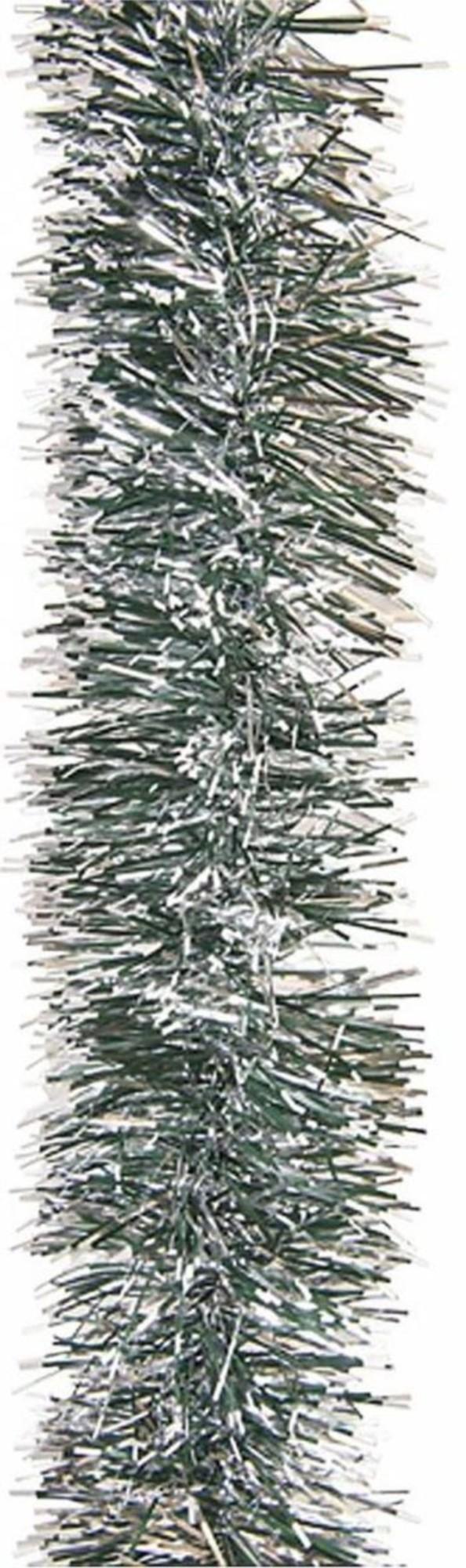 Фольгированное новогоднее украшение Мишура
