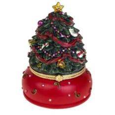Новогоднее музыкальное украшение Вокруг елки
