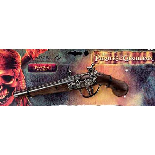 Пиратская пистоль