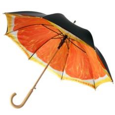 Зонт-трость «Апельсин»