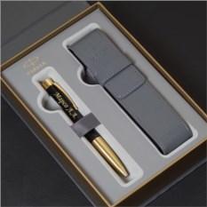 Подарочный набор: ручка Parker и футляр Правила жизни