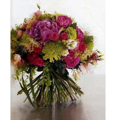 Букет из цветов №43