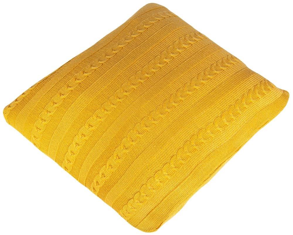 Горчичная подушка Comfort