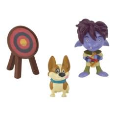 Набор игрушек Тролль-лучник из мультфильма Mike the Knight