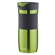 Вакуумный герметичный зеленый термостакан Byron