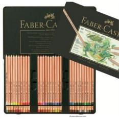 Пастельные карандаши Pitt Faber-Castell (60 цветов)