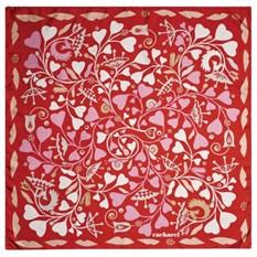 Шейный платок Fairy Garden Red