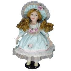 Кукла с фарфоровым лицом, Яна