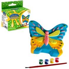 Копилка-раскраска «Бабочка»