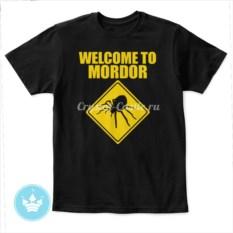 Детская футболка Welcome to Mordor