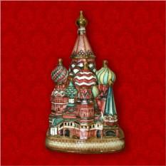 Штоф для напитков Храм Василия Блаженного