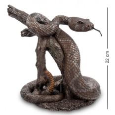 Статуэтка Гремучая змея