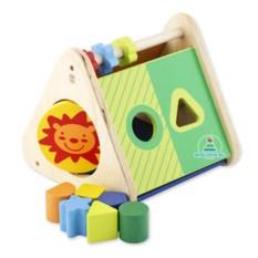 Сортер m Toy Развивающий треугольник