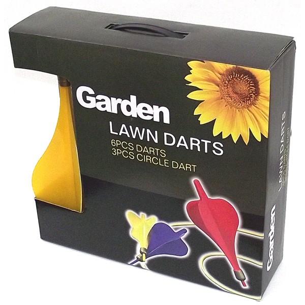 Игра Garden Дартс гигант